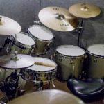 Aulas de bateria com Carlos Contreras 10