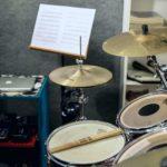 Aulas de bateria com Carlos Contreras 14