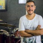 Aulas de bateria com Carlos Contreras 15