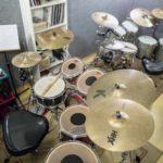 Aulas de bateria com Carlos Contreras 2
