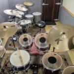 Aulas de bateria com Carlos Contreras 3